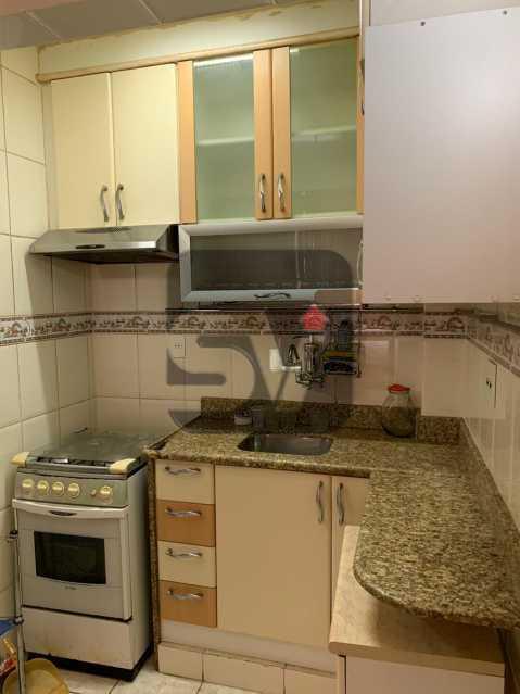 Cozinha americana - Flamengo. Andar Alto. 1 Quarto - SVAP10064 - 5