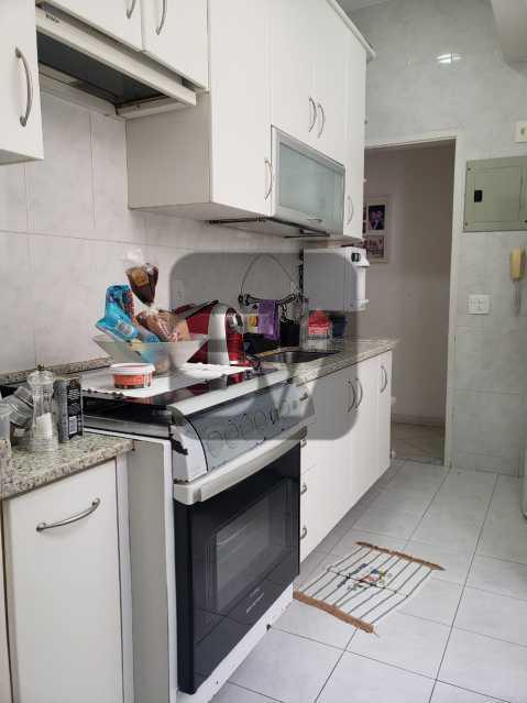 Cozinha - Flamengo. 2 quartos (1 suíte com closet). Vaga. Andar Alto - SVAP20102 - 16