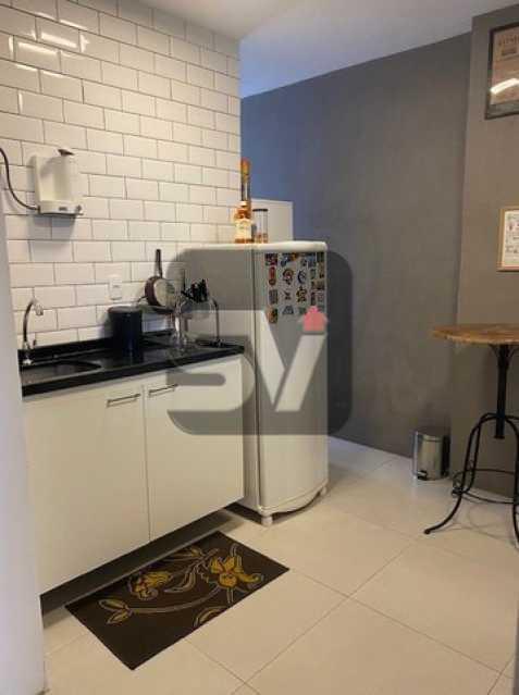 1 - Flamengo. 1 Quarto. Cozinha Americana - SVAP10067 - 12