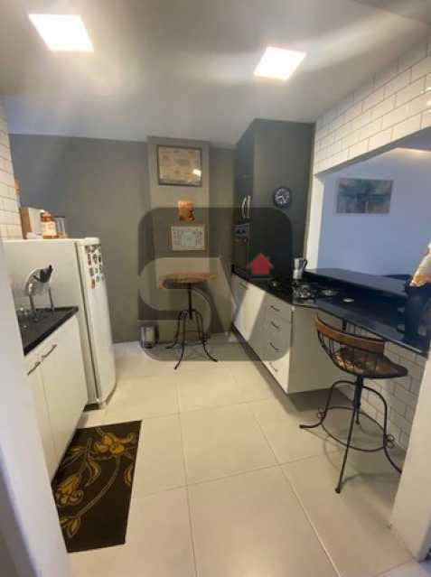 1 - Flamengo. 1 Quarto. Cozinha Americana - SVAP10067 - 13