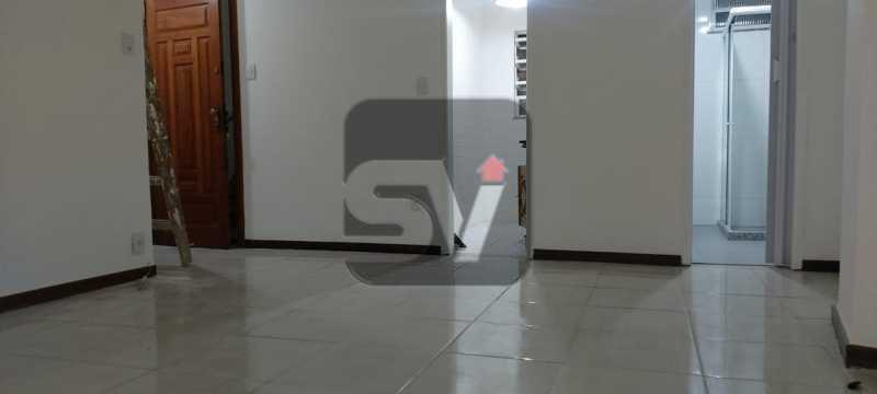 1 - Flamengo. Quadra Praia. 50 m². - SVAP10070 - 3