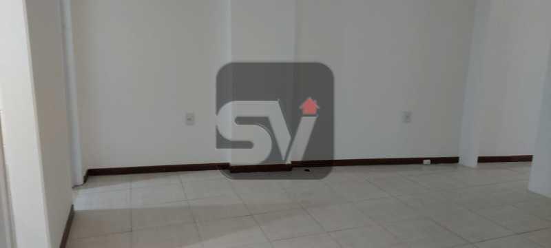 1 - Flamengo. Quadra Praia. 50 m². - SVAP10070 - 1