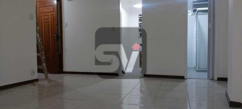 1 - Flamengo. Quadra Praia. 50 m². - SVAP10070 - 6