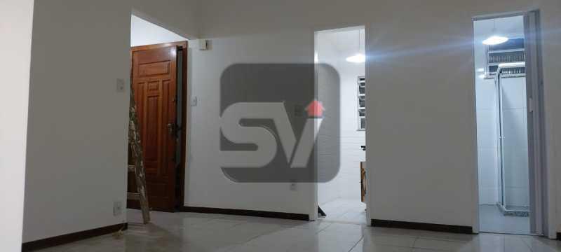 1 - Flamengo. Quadra Praia. 50 m². - SVAP10070 - 8