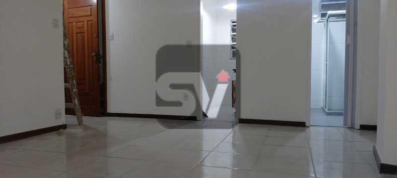 1 - Flamengo. Quadra Praia. 50 m². - SVAP10070 - 10