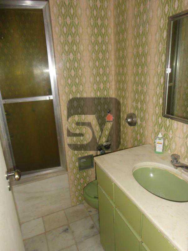 Banheiro Social - Ponto nobre. Vaga. Flamengo. 4 quartos. - VIAP40010 - 12