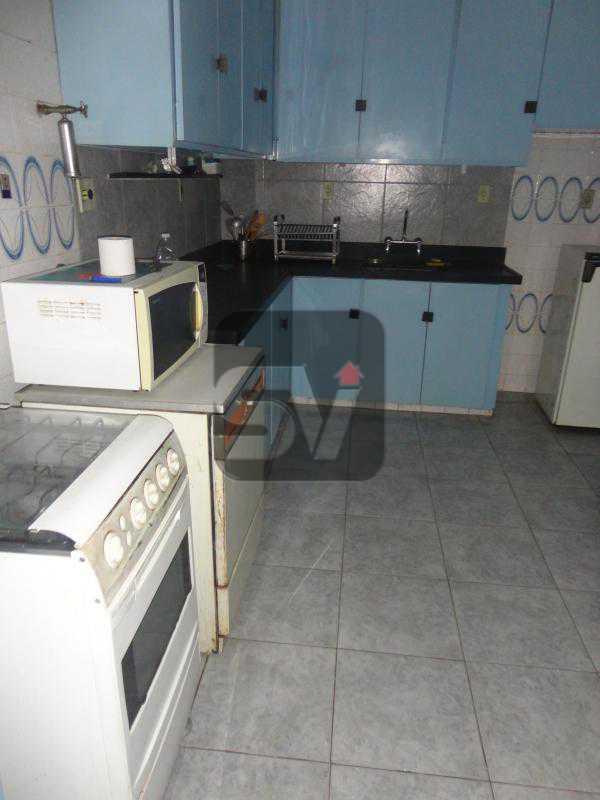 Cozinha - Ponto nobre. Vaga. Flamengo. 4 quartos. - VIAP40010 - 14