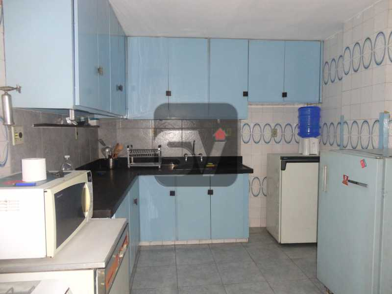 Cozinha - Ponto nobre. Vaga. Flamengo. 4 quartos. - VIAP40010 - 15