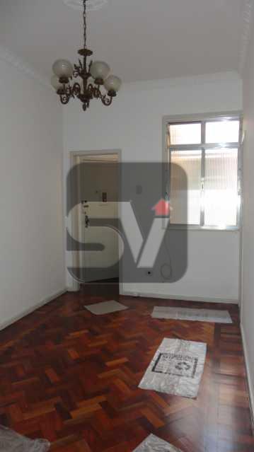 SALA - Ótimo quarto e sala reformado e amplo - VIAP10050 - 1