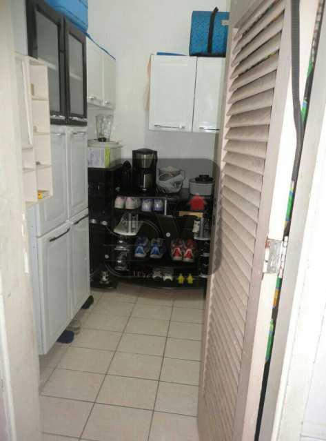 Cozinha - Excelente localização. Infraestrutura. Vaga. Vaga para visitante. Lagoa. 3 quartos (1 suíte) - VIAP30106 - 19