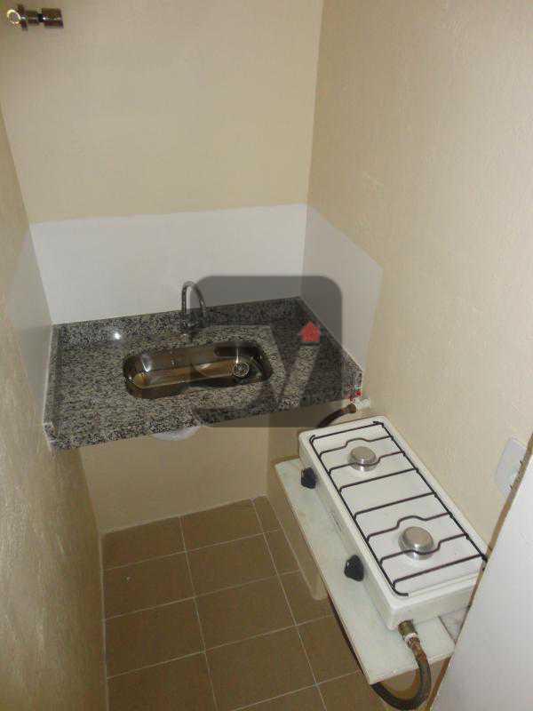 Cozinha - Excelente conjugado, amplo, apartamento moderno e espaçoso - VIKI00020 - 7