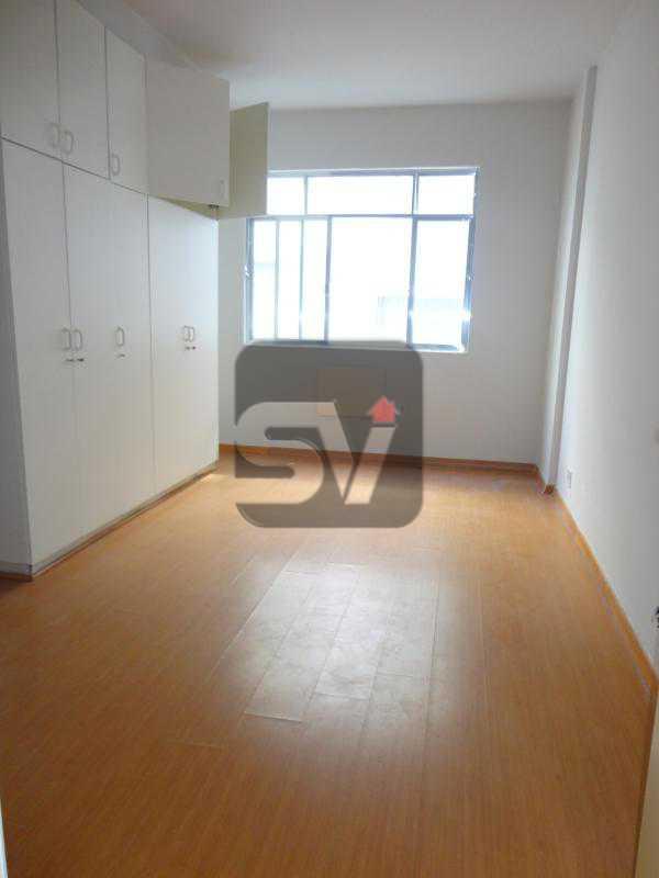 Sala/Quarto - Excelente conjugado, amplo, apartamento moderno e espaçoso - VIKI00020 - 1