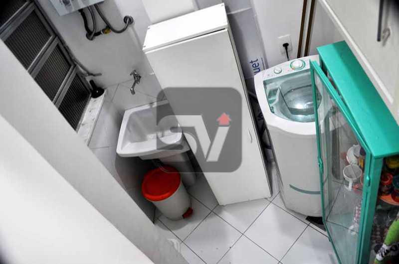área serviço - Apartamento 1 quarto para alugar Rio de Janeiro,RJ - R$ 2.300 - VIAP10087 - 14