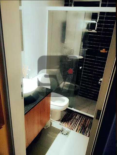 banheiro - Apartamento 1 quarto para alugar Rio de Janeiro,RJ - R$ 2.300 - VIAP10087 - 12