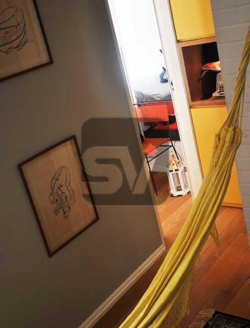 corredor2 - Apartamento 1 quarto para alugar Rio de Janeiro,RJ - R$ 2.300 - VIAP10087 - 7