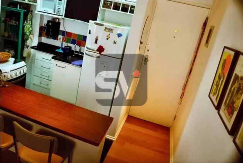 cozinha - Apartamento 1 quarto para alugar Rio de Janeiro,RJ - R$ 2.300 - VIAP10087 - 11