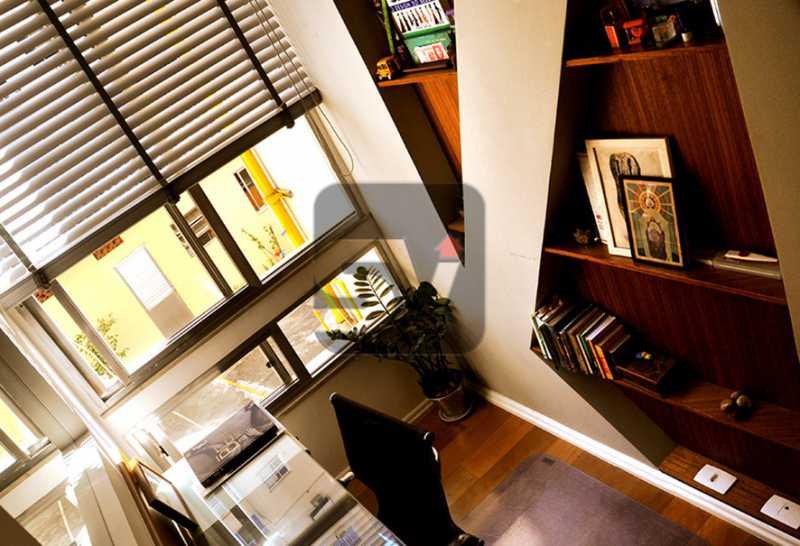 escritorio - Apartamento 1 quarto para alugar Rio de Janeiro,RJ - R$ 2.300 - VIAP10087 - 5