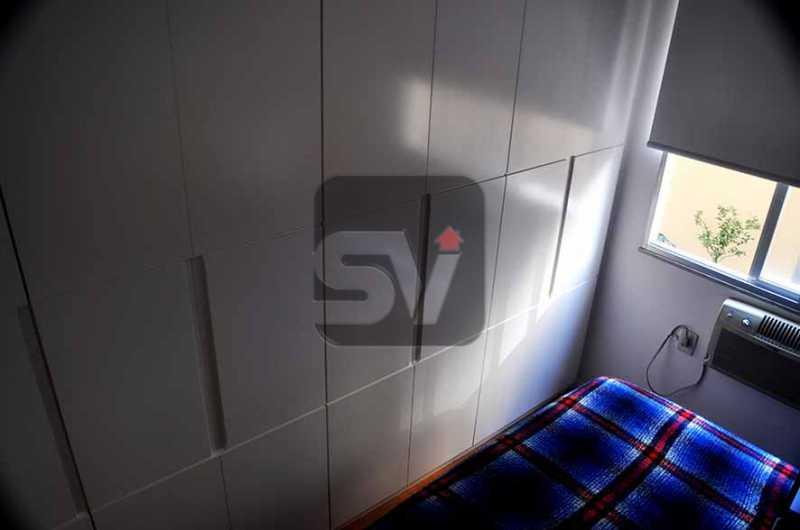 quarto armario - Apartamento 1 quarto para alugar Rio de Janeiro,RJ - R$ 2.300 - VIAP10087 - 10