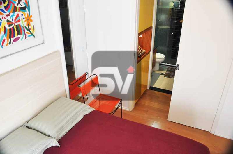 quarto1 - Apartamento 1 quarto para alugar Rio de Janeiro,RJ - R$ 2.300 - VIAP10087 - 9