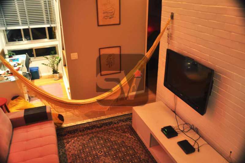 sala1 - Apartamento 1 quarto para alugar Rio de Janeiro,RJ - R$ 2.300 - VIAP10087 - 1