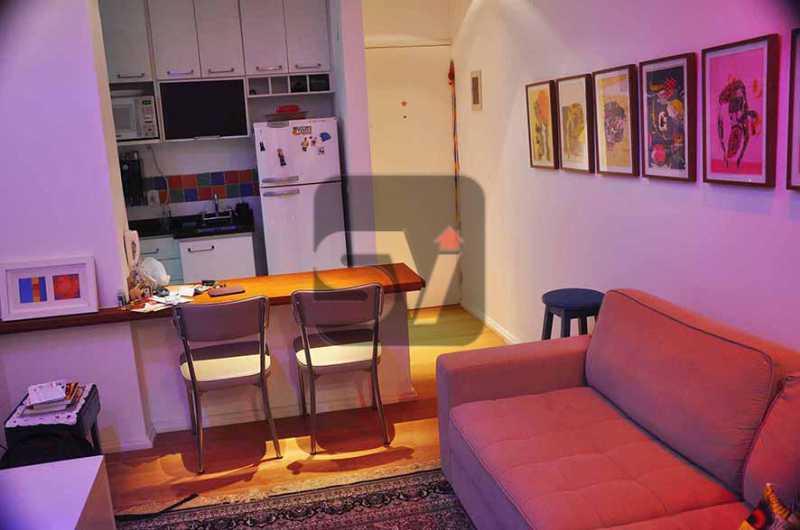 sala2 - Apartamento 1 quarto para alugar Rio de Janeiro,RJ - R$ 2.300 - VIAP10087 - 3