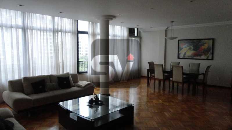 Sala - Apartamento 3 quartos para alugar Rio de Janeiro,RJ - R$ 8.000 - VIAP30152 - 1