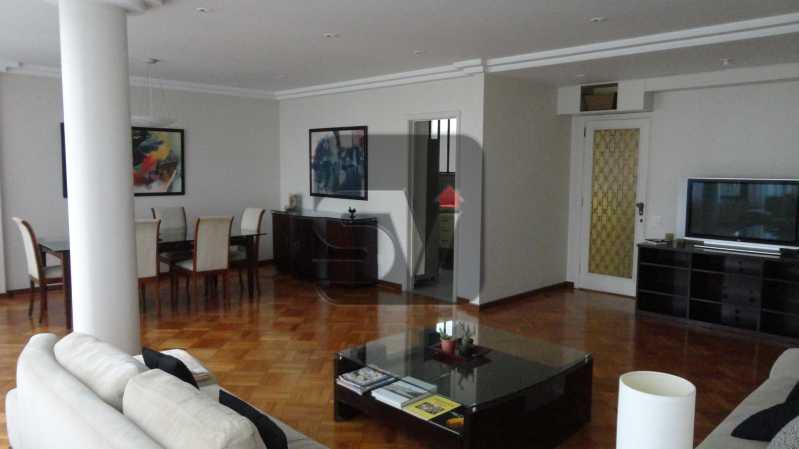 Sala - Apartamento 3 quartos para alugar Rio de Janeiro,RJ - R$ 8.000 - VIAP30152 - 5