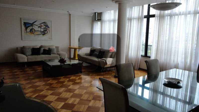 Sala - Apartamento 3 quartos para alugar Rio de Janeiro,RJ - R$ 8.000 - VIAP30152 - 4
