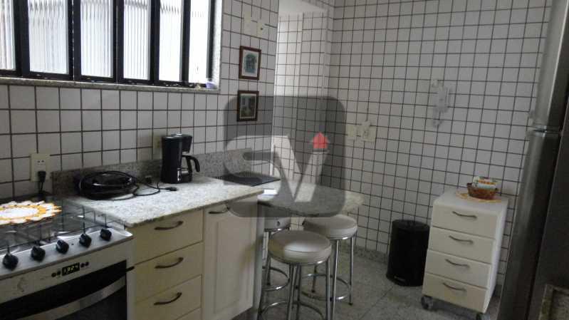 Cozinha - Apartamento 3 quartos para alugar Rio de Janeiro,RJ - R$ 8.000 - VIAP30152 - 17