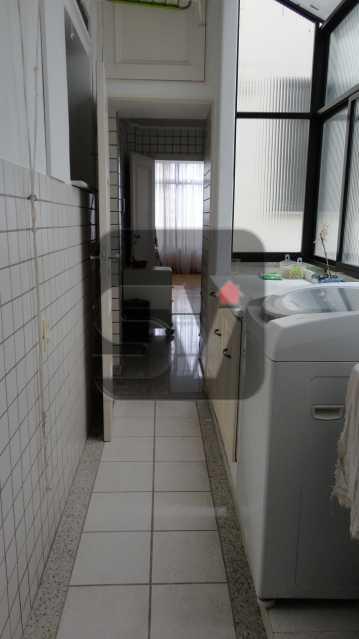 Área de serviço - Apartamento 3 quartos para alugar Rio de Janeiro,RJ - R$ 8.000 - VIAP30152 - 18