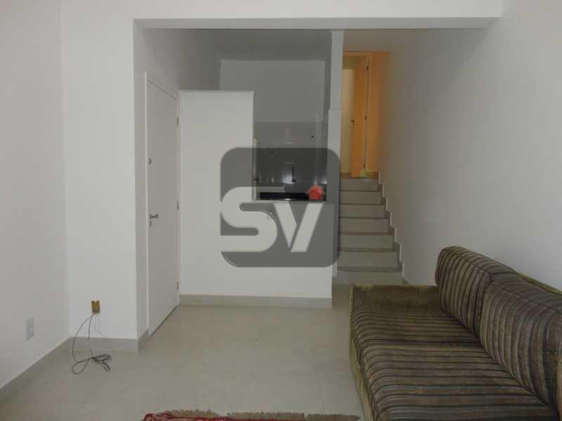 Sala - Apartamento Rua da Lapa,Rio de Janeiro,zona sul,Centro,RJ À Venda,1 Quarto,40m² - VIAP10106 - 3