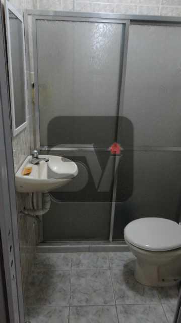 Banheiro  - Conjugado. Botafogo. Silencioso. Bem dividido. IPTU 2020 ISENTO - VIKI00031 - 5