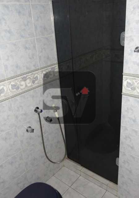 Banheiro - Silencioso 2 Quartos Urca - VIAP20203 - 6