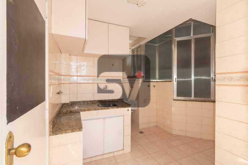 Cozinha - Silencioso 2 Quartos Urca - VIAP20203 - 12