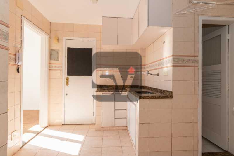 Cozinha - Silencioso 2 Quartos Urca - VIAP20203 - 14