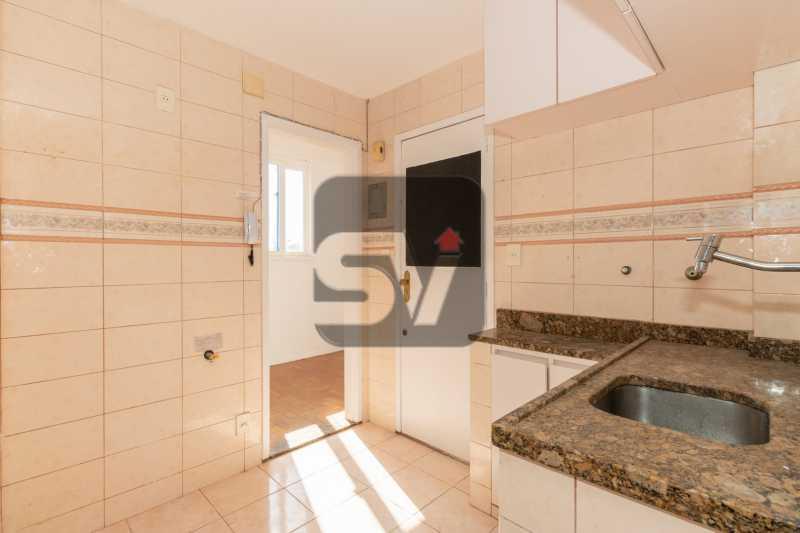 Cozinha - Silencioso 2 Quartos Urca - VIAP20203 - 15