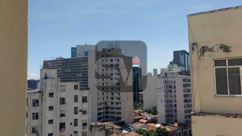 VISTA - Apartamento Rio de Janeiro,zona sul,Centro,RJ À Venda,1 Quarto,42m² - VIAP10134 - 1