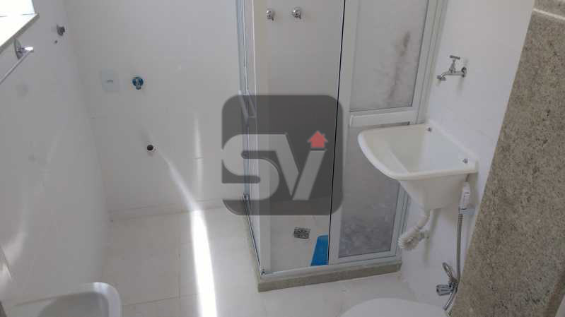 BANHEIRO - Apartamento 1 quarto à venda Rio de Janeiro,RJ - R$ 250.000 - VIAP10134 - 9