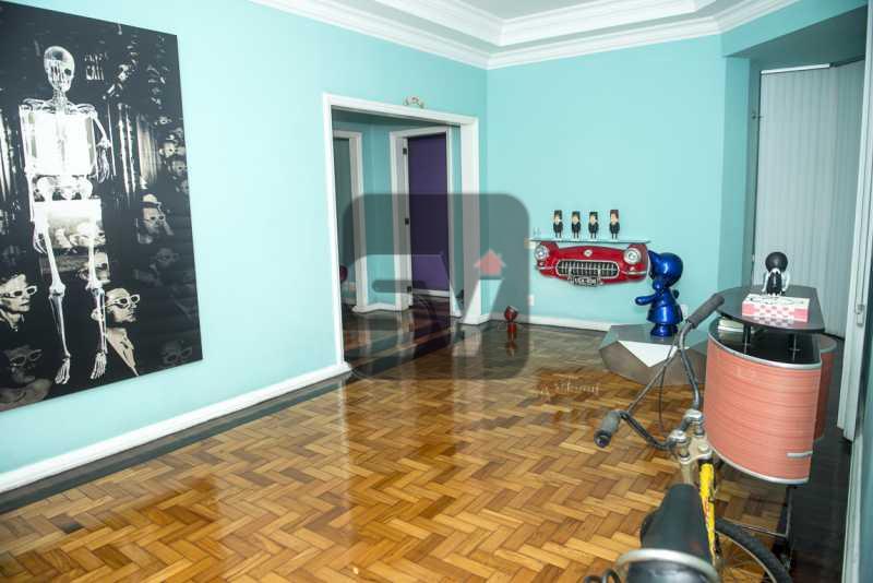 SALA - Apartamento Rio de Janeiro,zona sul,Copacabana,RJ À Venda,4 Quartos,243m² - VIAP40047 - 6
