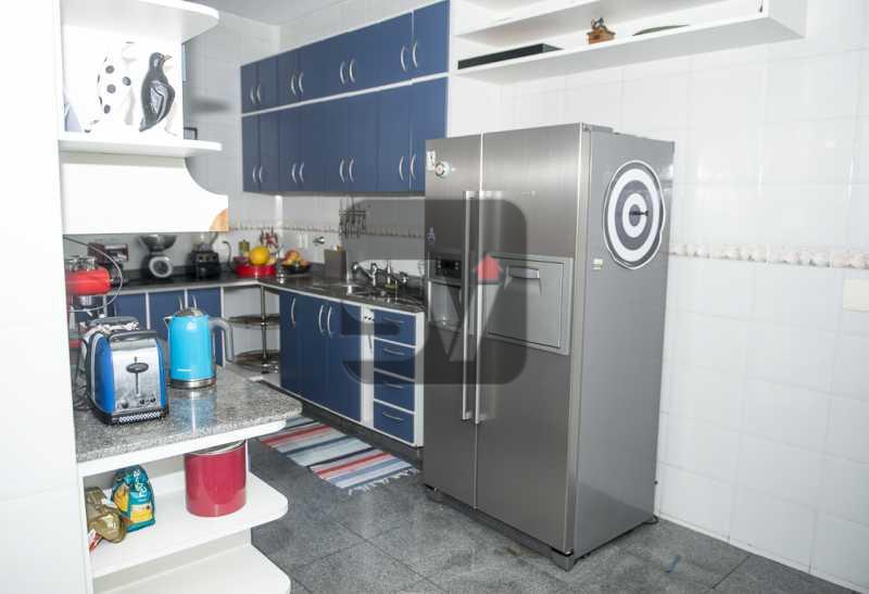 COPA/COZINHA - Apartamento Rio de Janeiro,zona sul,Copacabana,RJ À Venda,4 Quartos,243m² - VIAP40047 - 15