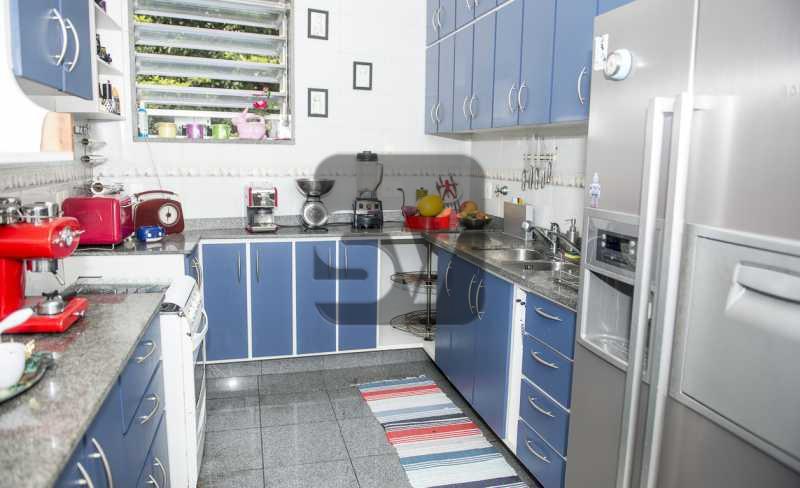 COPA/COZINHA - Apartamento Rio de Janeiro,zona sul,Copacabana,RJ À Venda,4 Quartos,243m² - VIAP40047 - 14