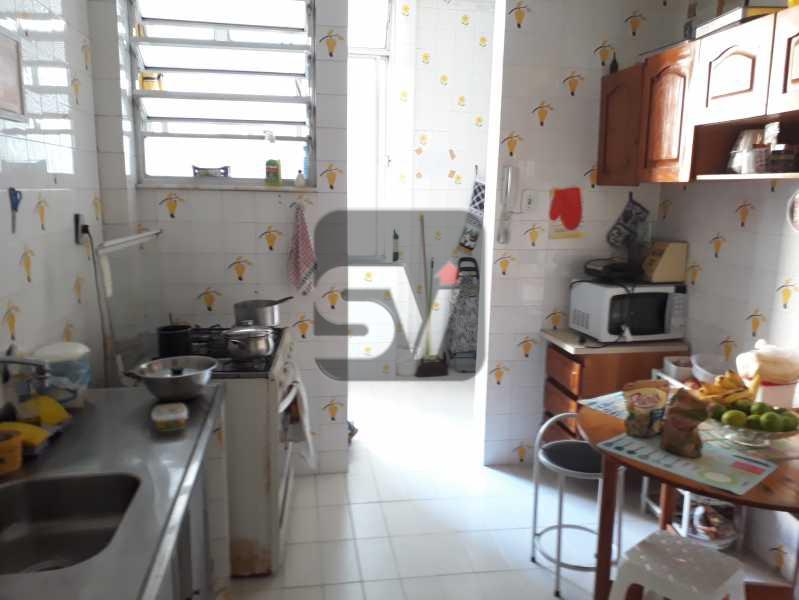 Cozinha - LINDO apartamento VENDA 3 QUARTOS - VIAP30213 - 10