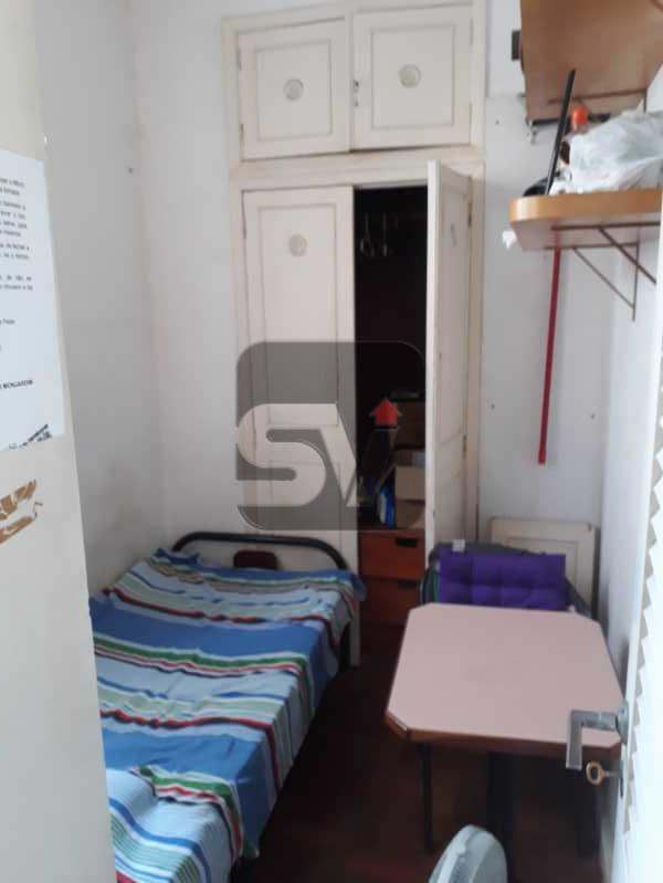 Quarto de Empregada - LINDO apartamento VENDA 3 QUARTOS - VIAP30213 - 13