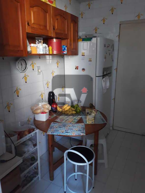 Cozinha - LINDO apartamento VENDA 3 QUARTOS - VIAP30213 - 12