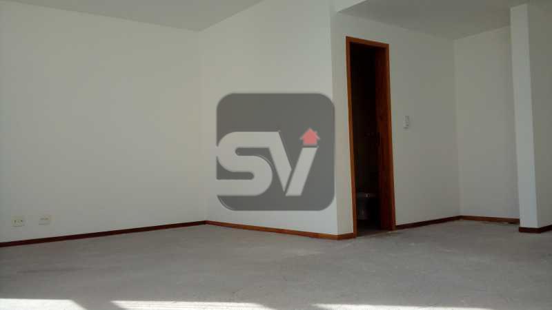 SALA - Centro. Sala comercial. Ponto nobre - VISL00010 - 4