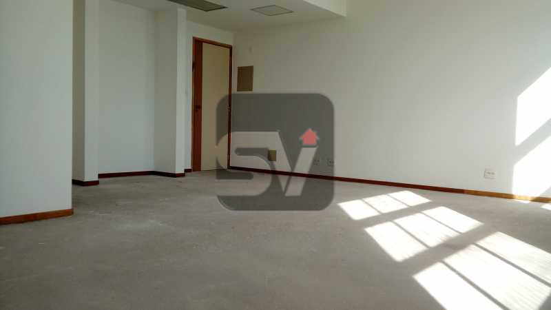 SALA - Centro. Sala comercial. Ponto nobre - VISL00010 - 1