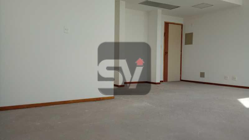 SALA - Centro. Sala comercial. Ponto nobre - VISL00010 - 3