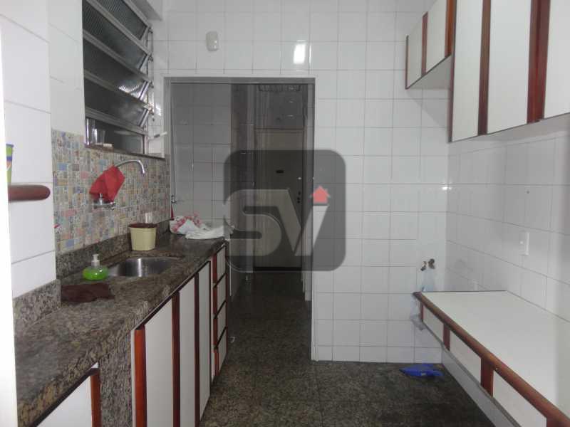 DSC08198 - Apartamento Rua das Laranjeiras,Rio de Janeiro,zona sul,Laranjeiras,RJ À Venda,3 Quartos,90m² - VIAP30245 - 14