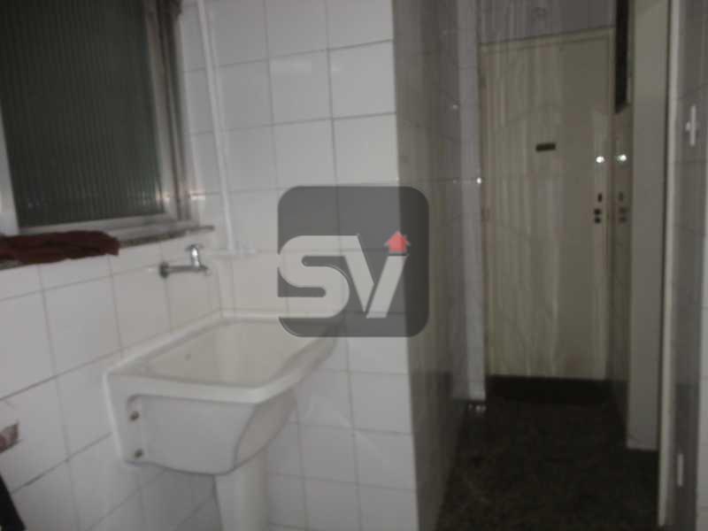DSC08201 - Apartamento Rua das Laranjeiras,Rio de Janeiro,zona sul,Laranjeiras,RJ À Venda,3 Quartos,90m² - VIAP30245 - 16