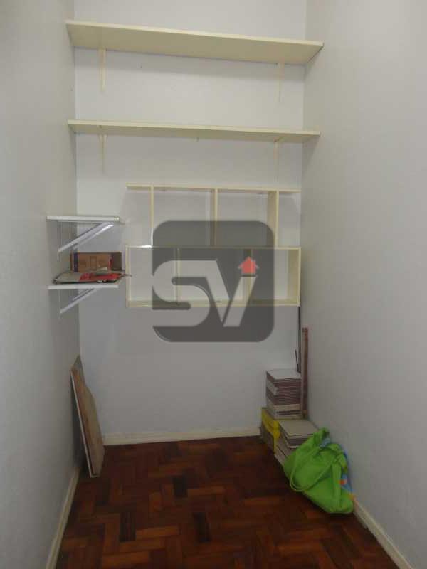 DSC08203 - Apartamento Rua das Laranjeiras,Rio de Janeiro,zona sul,Laranjeiras,RJ À Venda,3 Quartos,90m² - VIAP30245 - 18